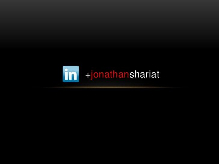 +jonathanshariat