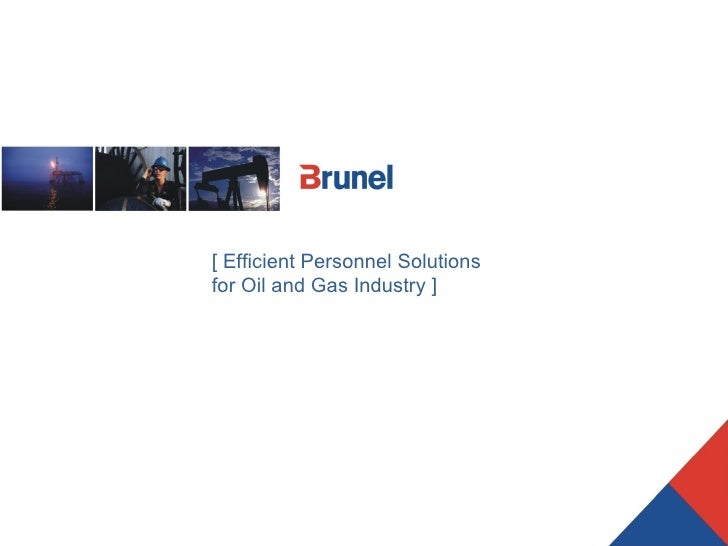 [ Efficient Personnel Solutions for Oil and Gas Industry ]