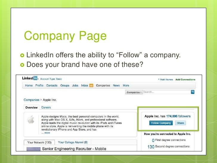 LinkedIn 2011
