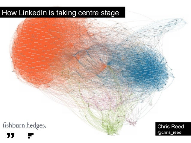 How LinkedIn is taking centre stageChris Reed@chris_reed