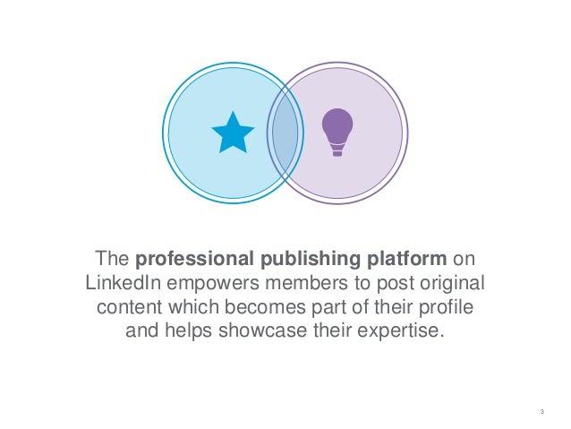 Linkedin Corporate Publishing Playbook Slide 3