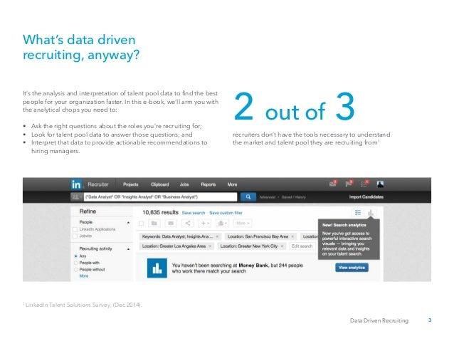 Linkedin ddr ebook final datadrivenrecruiting 3 fandeluxe Epub