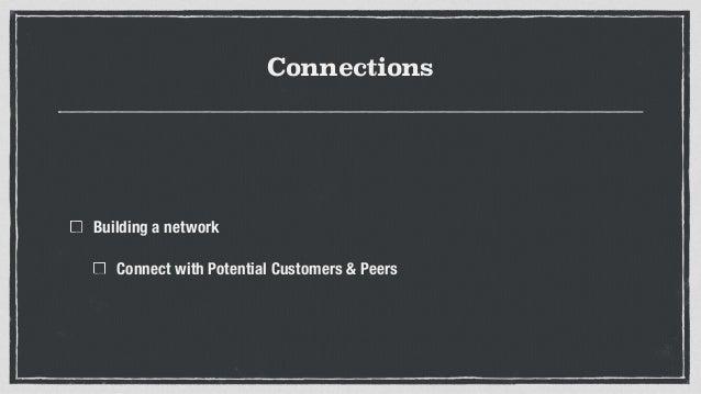 Using LinkedIn to Generate Business Slide 3