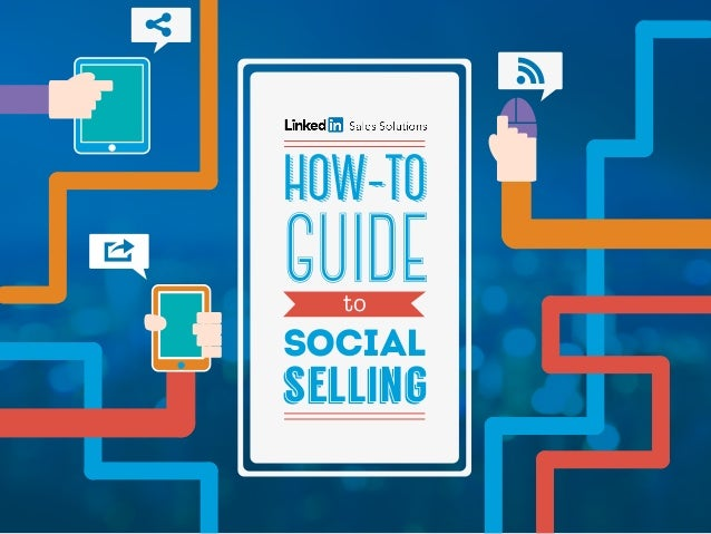 how-tohow-to guide social selling to