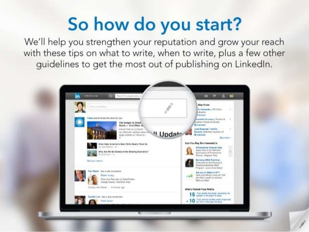 So how do you start?   We'll help you strengthen your reputation and grow your reach with these tips on what to write,  wh...