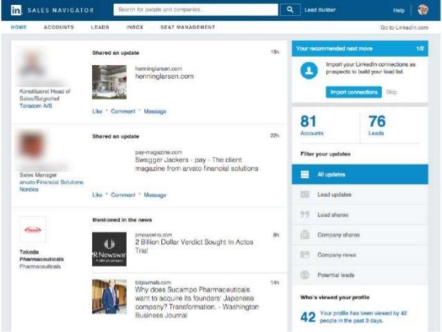 Teaser: LinkedIn® til salg - Erhvervsforum Aarhus