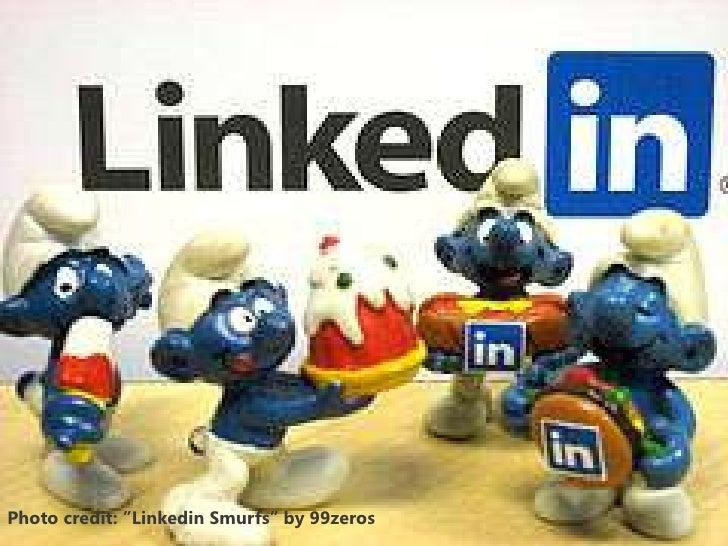 """Photo credit: """"Linkedin Smurfs"""" by 99zeros"""