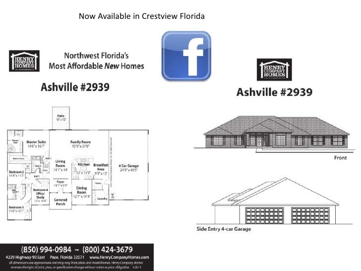 Now Available in Crestview Florida
