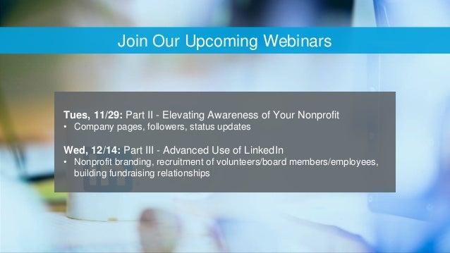 APA CommNet Digital Webinar Series: Part 1 - Personal Benefits of LinkedIn Slide 2