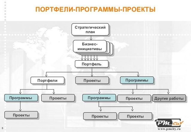 Программа Портфель Директора
