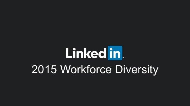 2015 Workforce Diversity