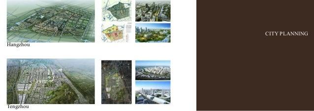 CITY PLANNING Hangzhou Tengzhou