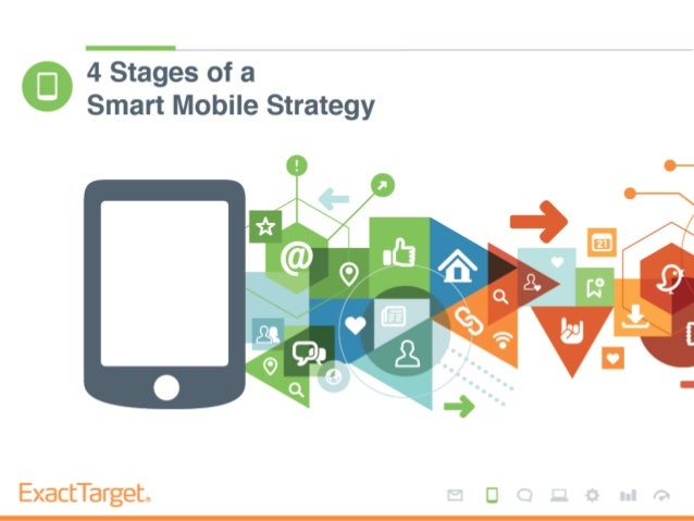 Nearly every outlet of a marketing programconverges on a mobile device.What are the four stages you should consider increa...