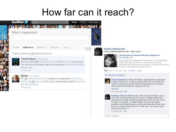 How far can it reach?
