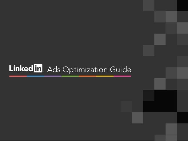 Ads Optimization Guide