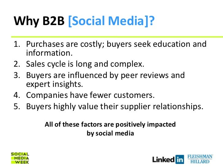 Social Media Week 2012: Using LinkedIn to drive community, collaboration and sales Slide 3