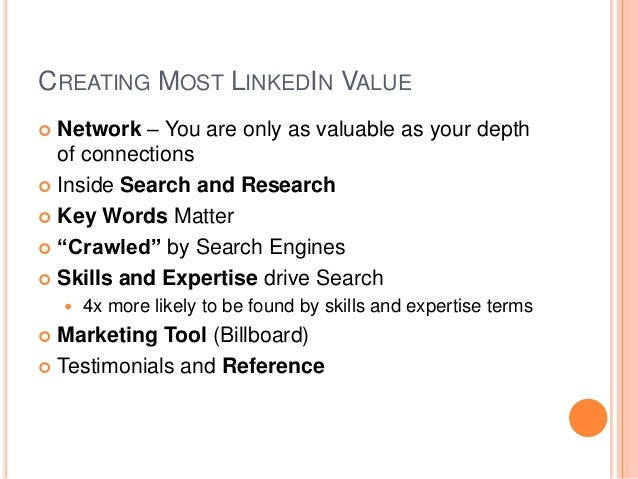 LINKEDIN DO'S AND DON'TS Do: Grow your network Do: Respond to messages and requests Do: Have a call to action Do: Use ...