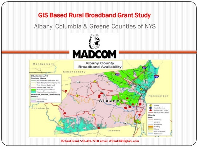 Broadband Feasibility Study presentation 2 26