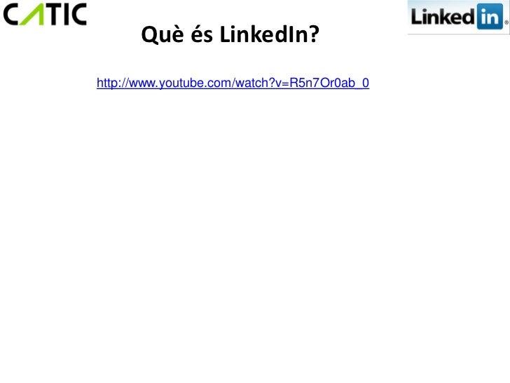 Linkedin cambra Slide 2