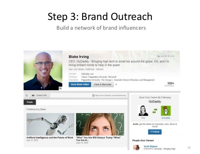 influence of branding Influenceco is the easiest way for brands and influencers to find each other.