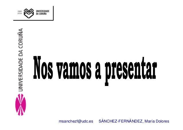 Linkedin curso verano 2014 maria_sanchez Orientate y planifica tu futuro Slide 2