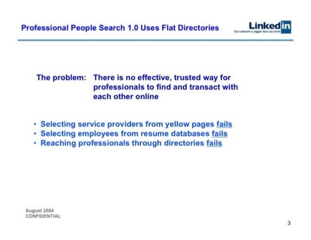 Linkedin Series B Pitch Deck Slide 3