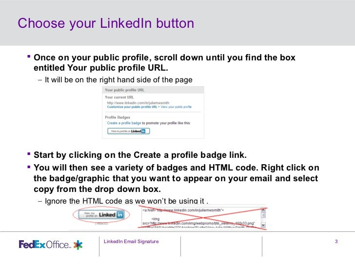how to add a url to linkedin