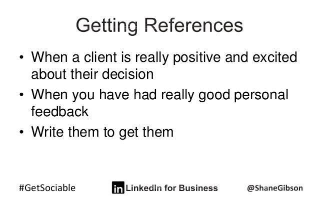 #GetSociable • When a client is really positive and excited about their decision • When you have had really good personal ...
