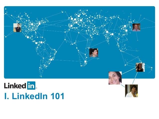 Linkedin for career and job search Slide 3