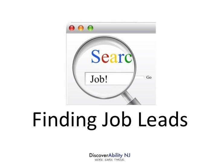 LinkedIn for Branding and Job Leads