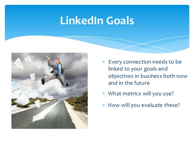 Leverage Your Connections  Here's what to do….   Identify who you want to connect with   Find a shared second-degree con...