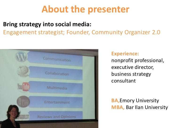 Getting the Most out of Linkedin for Nonprofits   Slide 2