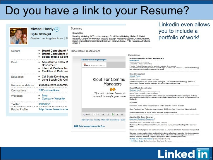 create a resume in linkedin tools to turn your linkedin profile into a neat looking linkedin - Linkedin Link On Resume