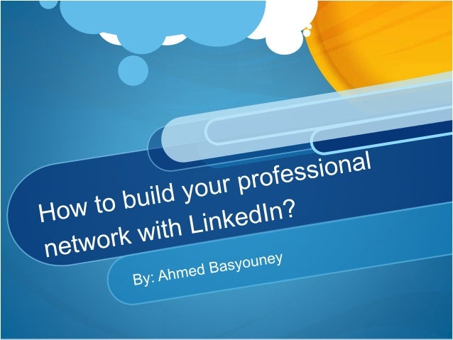 What's LinkedIn? LinkedIn is a business-oriented social networking service. Founded in December 2002 and launched on the 5...