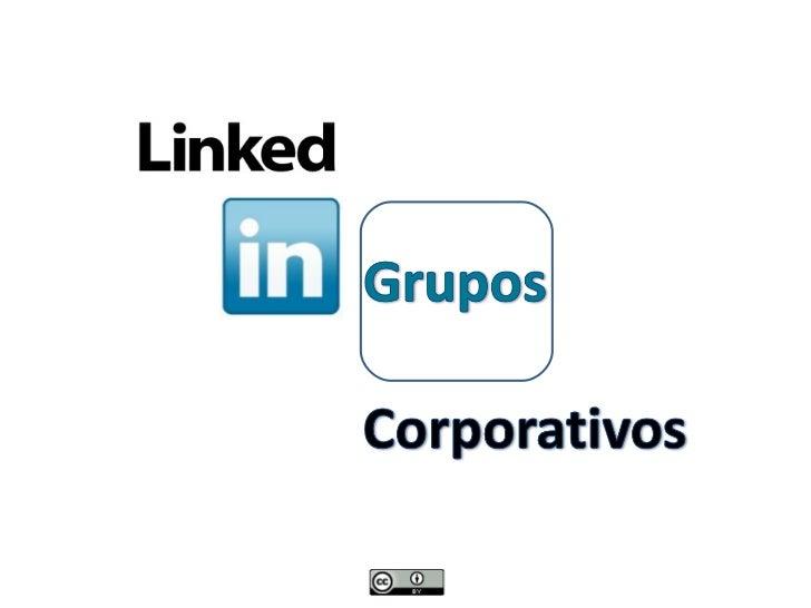 Información visual: Logotipo (acorde con el Brand Manual de la empresa) Información textual*: Nombre, tipo de grupo (corpo...