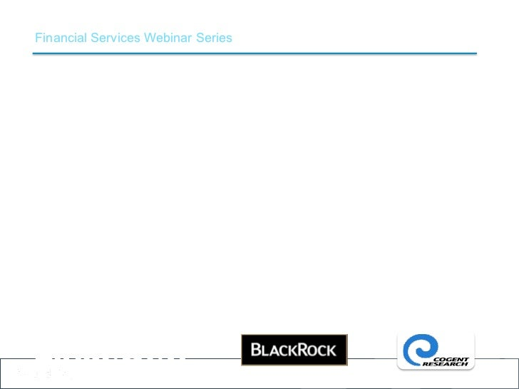 Financial Services Webinar SeriesHigh Net Worth Investors Pt. 2Leveraging Social Media to Reach Affluent Investors       1...