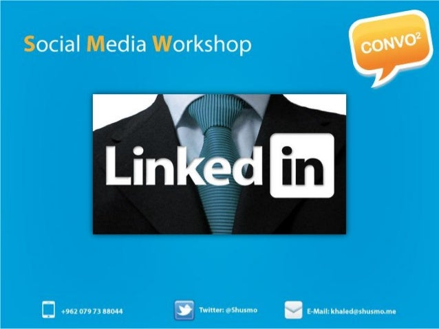 LinkedIn has over 175Mil+ professionals as of August 2, 2012 62% of LinkedIn users are outside the USA                    ...