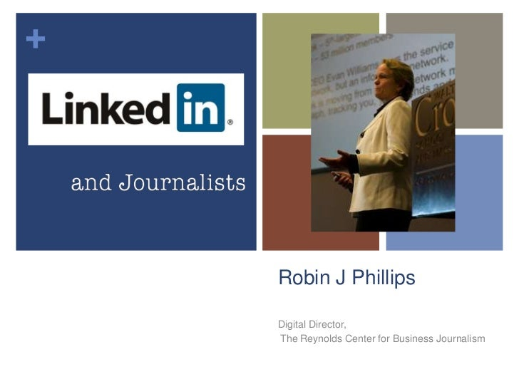 +    Robin J Phillips    Digital Director,    The Reynolds Center for Business Journalism