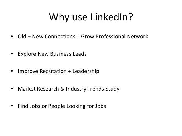 LinkedIn Marketing Basics Slide 3