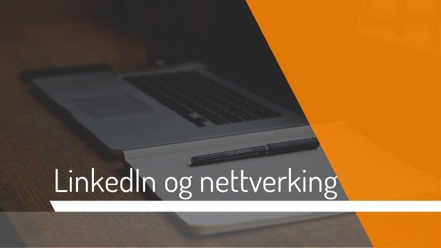LinkedIn og nettverking