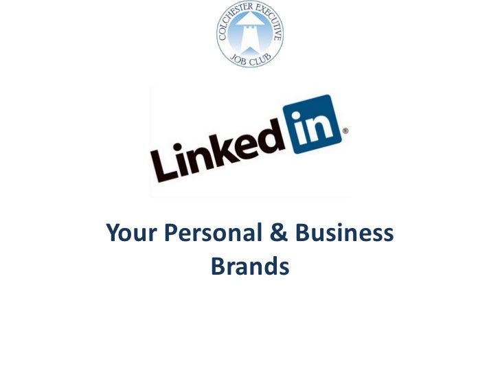 Your Personal & Business         Brands