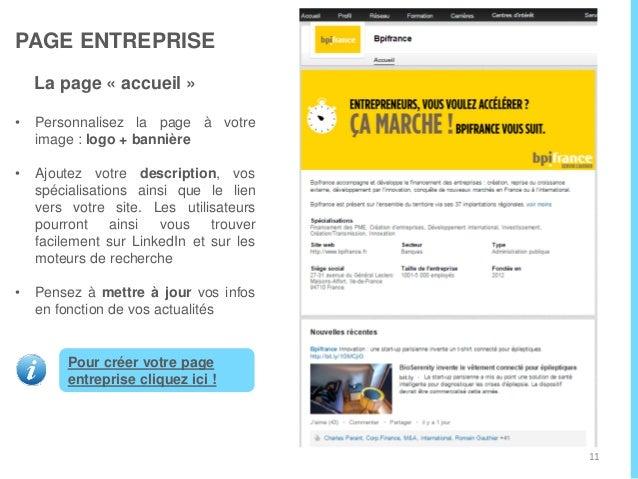 linkedin pour les entreprises guide 2015