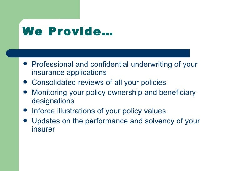 Products & Services Slide 3