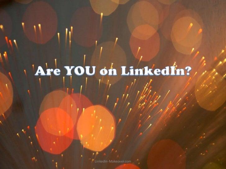 LinkedIn-Makeover.com