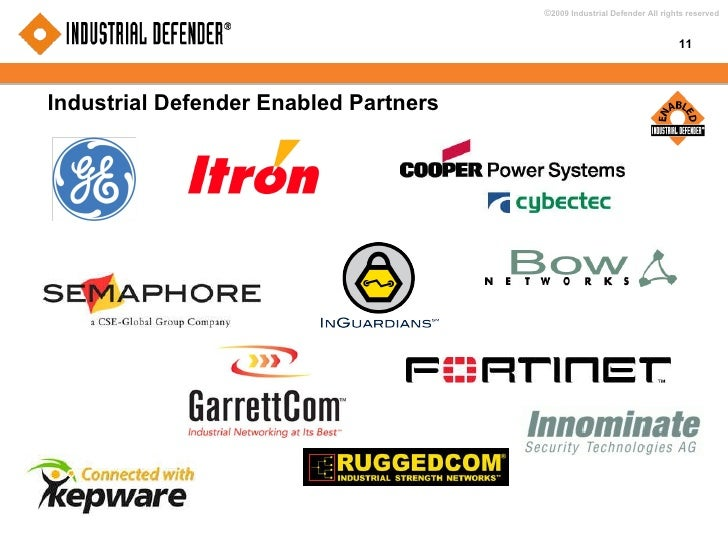 Industrial Defender Enabled Partners
