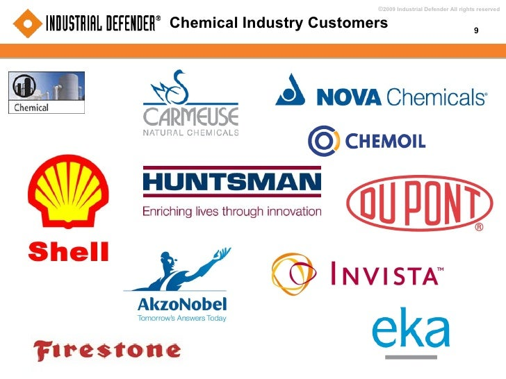 Chemical Industry Customers