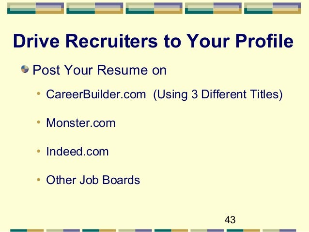 networking business card 43 monster com post resume