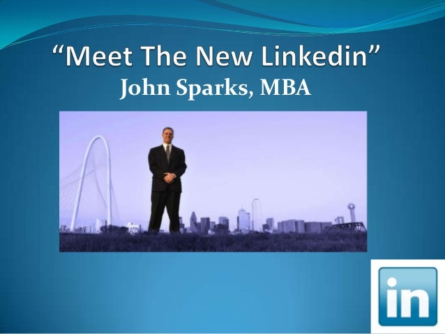 John Sparks, MBA