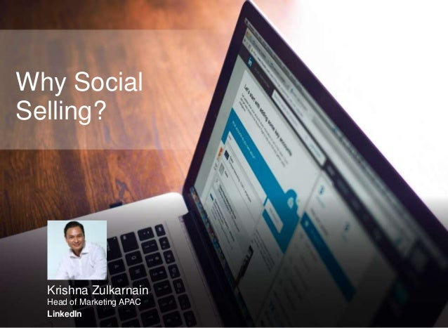Who Owns Social Selling? Bridging the Divide Between Sales &Marketing Slide 3