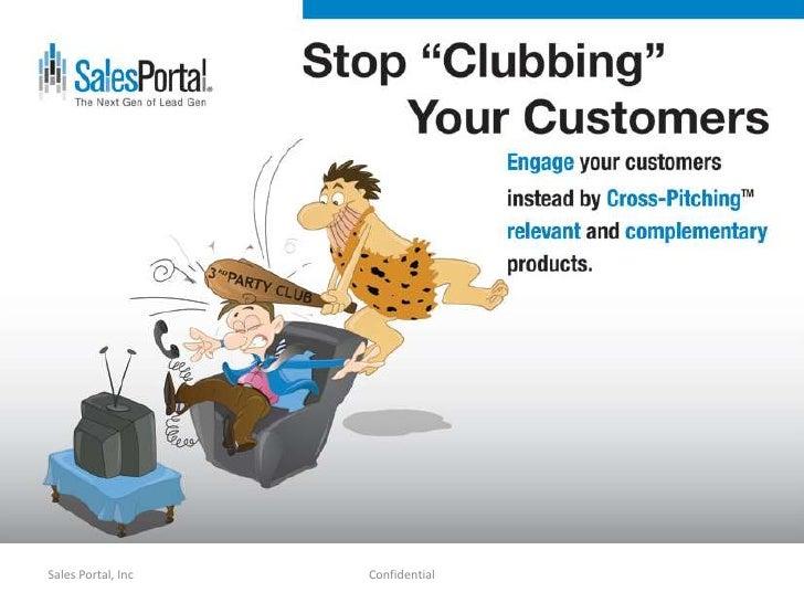 Sales Portal, Inc<br />Confidential<br />